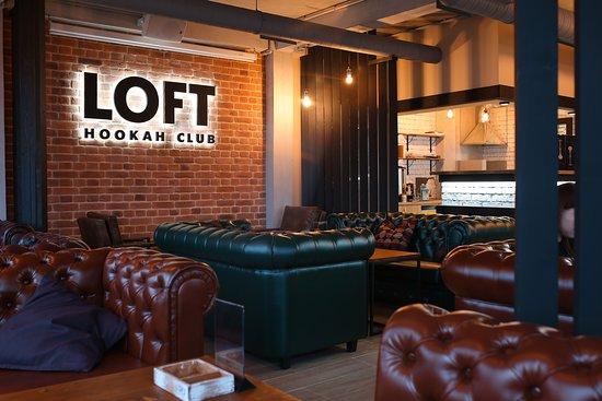 LOFT Podolsk Hookah Club