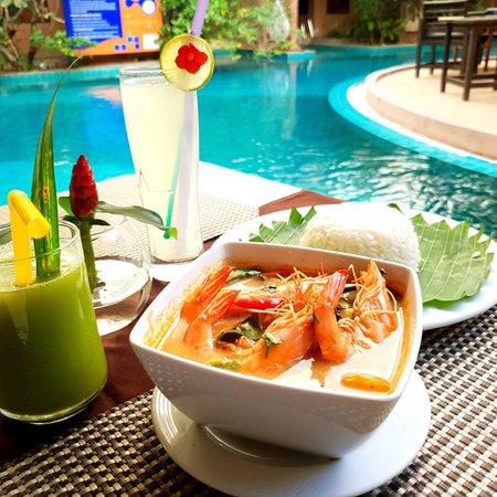 Maya Restaurant @ Shanaya Resort