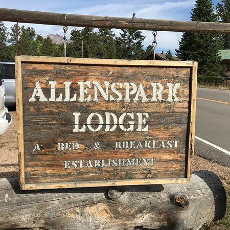 Allenspark Lodge B&B: photo0.jpg