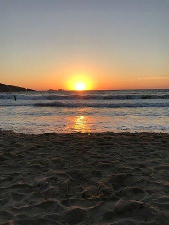 Parasporos, Greece: tramonto