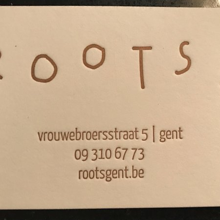 Roots: Roots