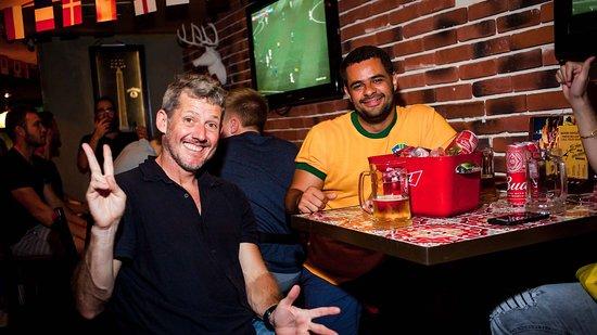 Чемпионат Мира в Papa'S Bar&Grill