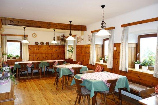 Ternberg, النمسا: urgemütliche Gaststube