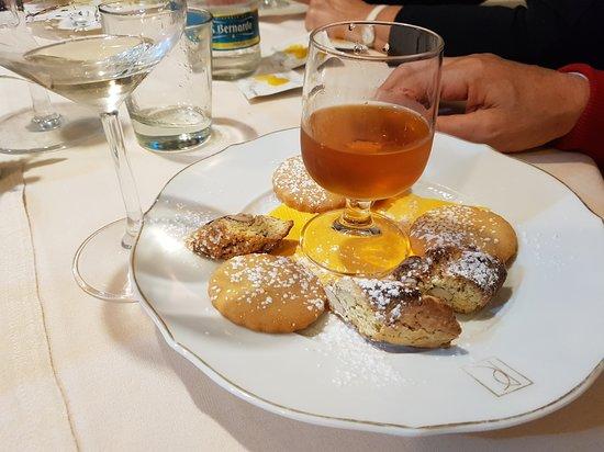 RISTORANTE CIGLIERI: Dessert