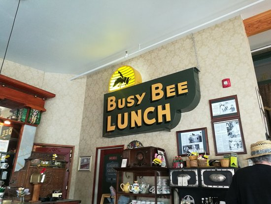 The Busy Bee Cafe: IMG_20180823_090157_large.jpg