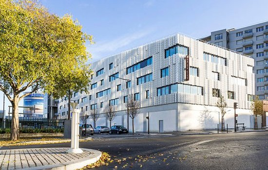 Appart 39 hotel odalys paris xvii updated 2018 specialty for Appart hotel 0 paris