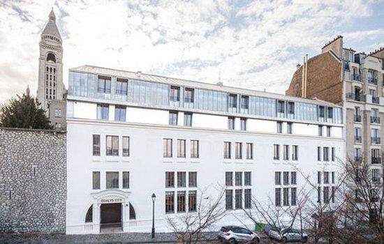 Appart 39 hotel odalys paris montmartre parijs frankrijk for Appart hotel paris 5 personnes