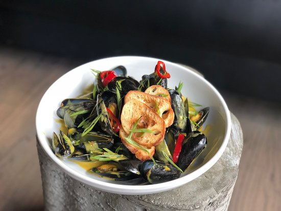 5church Charlotte Daily Feature Mussels