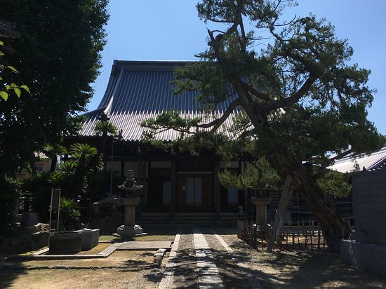 Shingyo-ji Temple