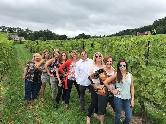 Tastings and Tours: Lehigh Valley - Berks County: Checking out the Vines !
