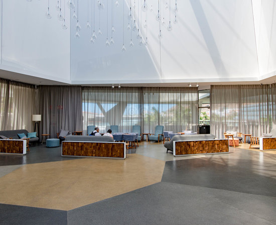 Lobby at the Radisson Blu Resort & Spa, Gran Canaria, Mogan