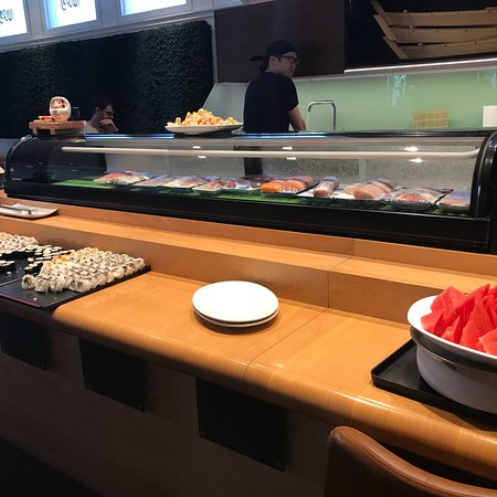 Kham sushi bar wurzburg restaurant reviews phone for Design hotel wurzburg
