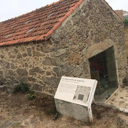 Matosinhos, โปรตุเกส: Casa Do Mar E Tanques Romanos