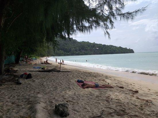 Tri Trang Beach Calme Et Detente