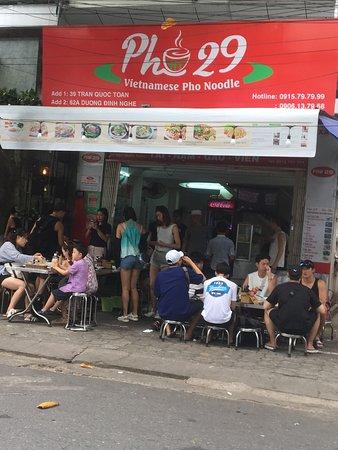 Pho 29: Phở 29 good soup 39 trần quốc toàn Đà Nẵng