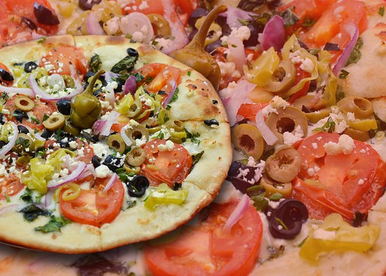 Guillermo's: Pizza with all your favorite ingredients!