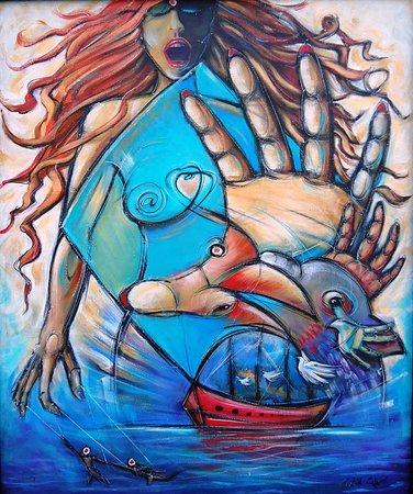 gastón charó, surrealism, gastón charó gallery, miami art, art basel, sothebys, new york art, ar