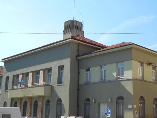Cuneo, Italia: Vista centrale