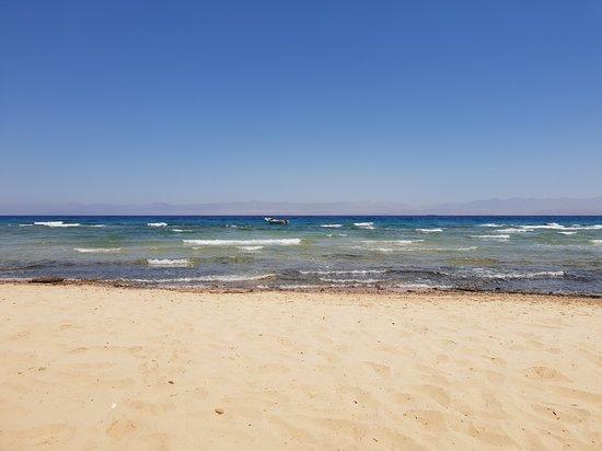 สินายใต้, อียิปต์: חוף נפלא
