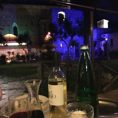Torri in Sabina, Italie : Ristorante L'Oasi di Vescovio