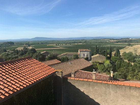 La Liviniere, Francja: Room with a view