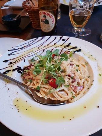 Dolcetto Trattoria Italiana: 20180821_202741_large.jpg