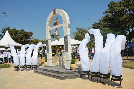 Sorocaba, SP: Inauguração