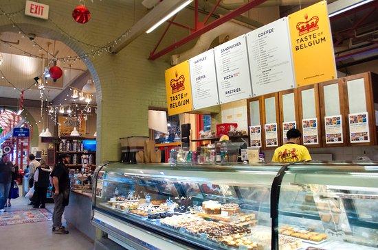 Taste Of Belgium Findlay Market Cincinnati Menu Prices Restaurant Reviews Tripadvisor