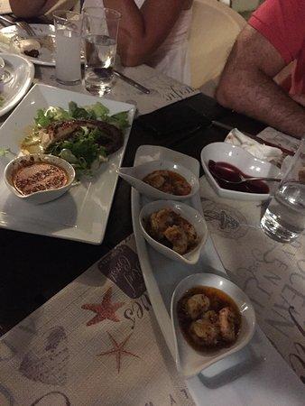 Vati Cafe Bistro: Karides