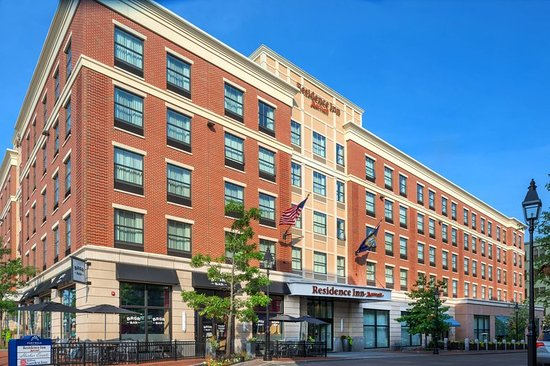 Residence Inn Portsmouth Downtown/Waterfront: Exterior