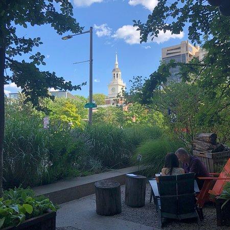 photo0.jpg - Picture of Independence Beer Garden, Philadelphia ...