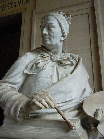 Buste de Jean-Baptiste Chardin