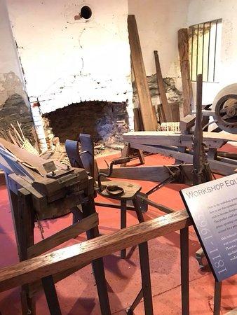 Burlington County Prison Museum: workshop