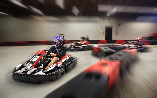 Fast Track Indoor Karting