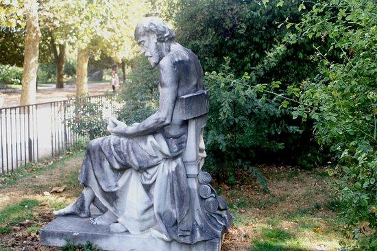 Statue Science et Mystere