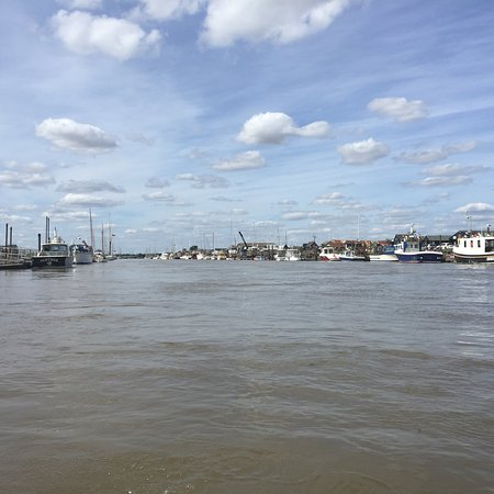Walberswick Ferry