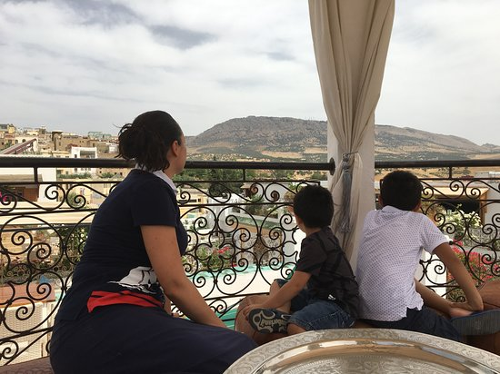 Paradise in the heart of Fez