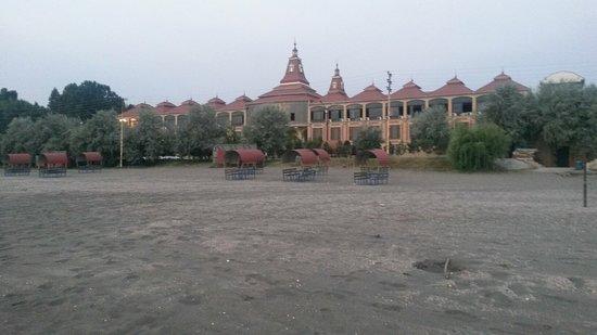 п.Набрань, Азербайджан: El Faro Hotel