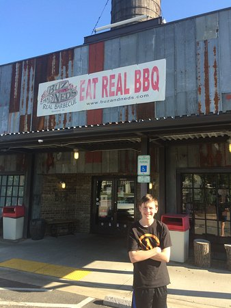 Buz Amp Ned S Real Barbecue Boulevard Richmond Menu