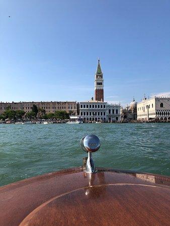Luxusní ostrov u Benátek