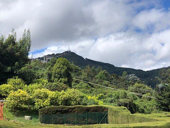 Sendero Cerro La Aguadora