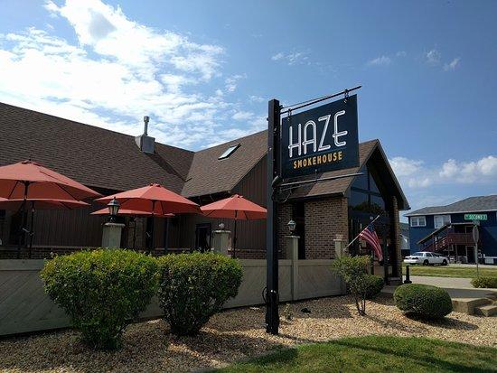 LaSalle, IL: Great BBQ At Haze Smokehouse