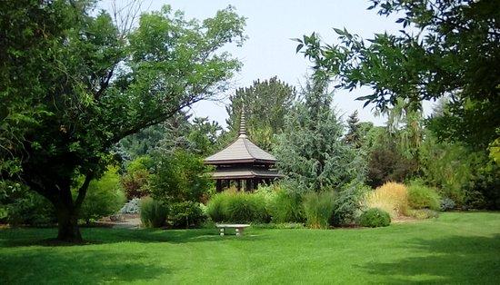 Yakima Area Arboretum & Botanical Garden