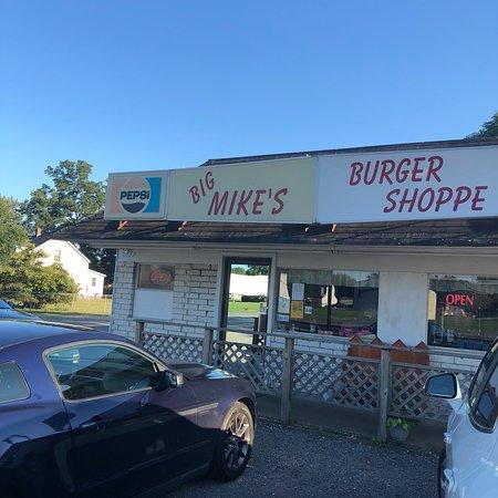 Big Mike's Burger Shoppe