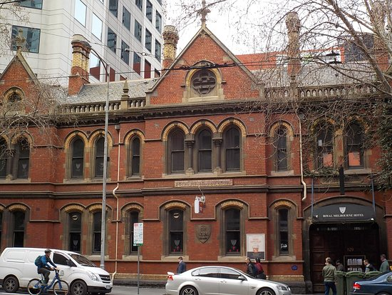 former Police Station - Bourke Street West