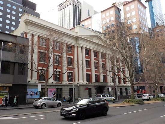former Melbourne Wool Exchange