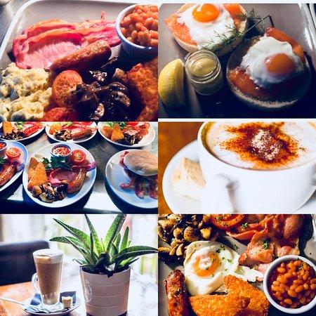 Fulbourn, UK: Breakfast