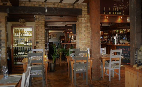 Fulbourn, UK: Main Restaurant