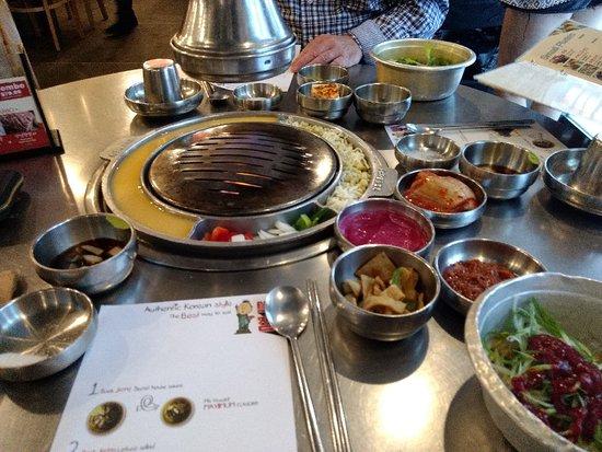 Baekjeong NYC: Kang Ho Dong Baekjeong
