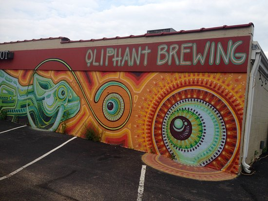 ‪Oliphant Brewing‬